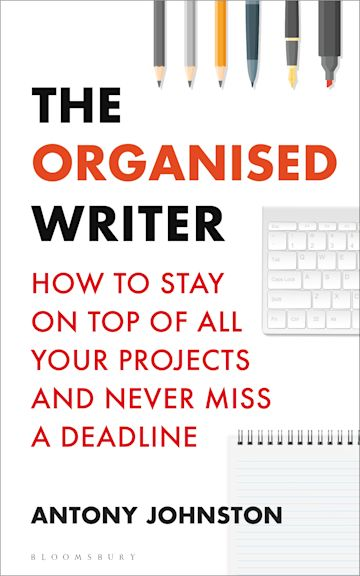 The Organised Writer cover