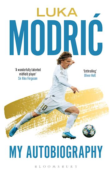 Luka Modric cover