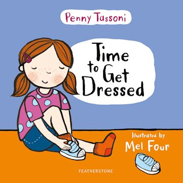 Time to Get Dressed cover