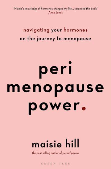 Perimenopause Power cover