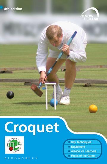 Croquet cover