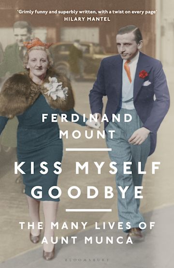 Kiss Myself Goodbye cover
