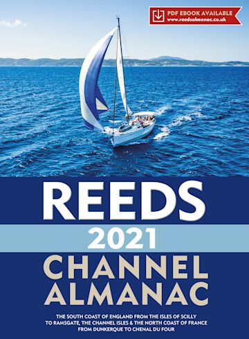 Reeds Channel Almanac 2021 cover