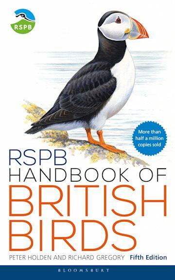 RSPB Handbook of British Birds cover