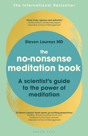 The No-Nonsense Meditation Book cover