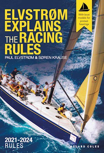 Elvstrøm Explains the Racing Rules cover