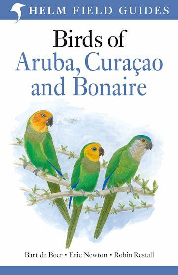 Birds of Aruba, Curacao and Bonaire cover