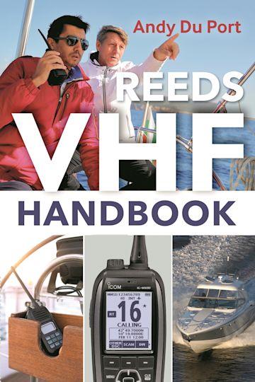 Reeds VHF Handbook cover