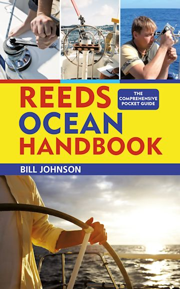 Reeds Ocean Handbook cover