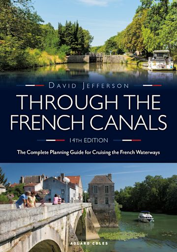 Through the French Canals cover