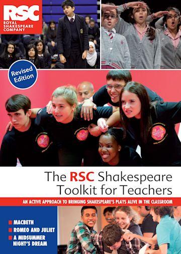 The RSC Shakespeare Toolkit for Teachers cover