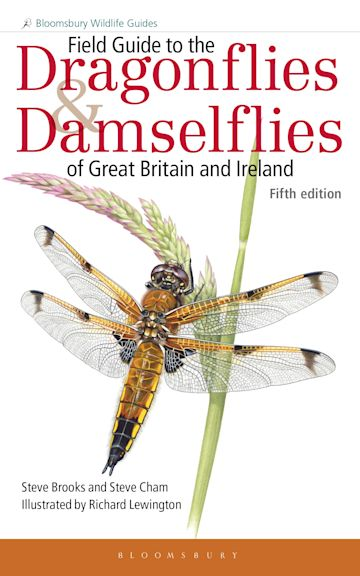 Field Guide to the Dragonflies and Damselflies of Great Britain and Ireland cover