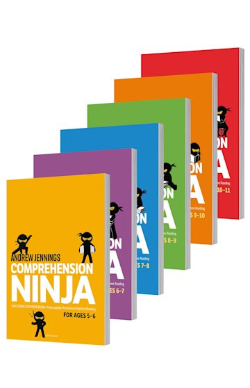 Comprehension Ninja: Non-Fiction Pack cover