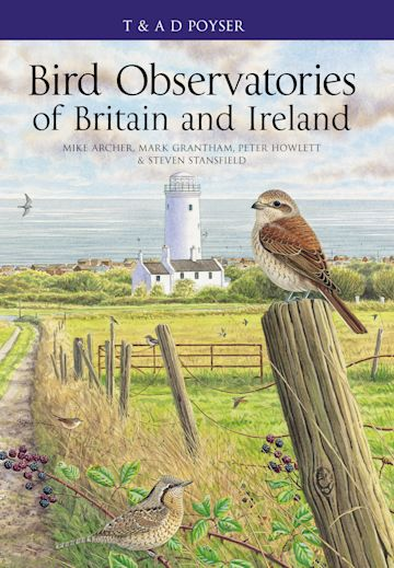 Bird Observatories of Britain and Ireland cover