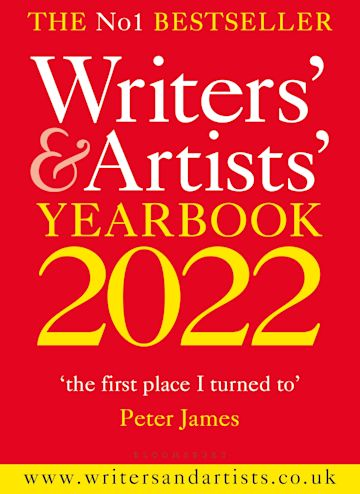 Writers' & Artists' Yearbook 2022 cover