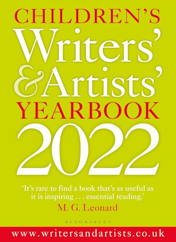 Children's Writers' & Artists' Yearbook 2022 cover