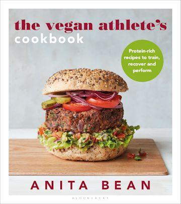 The Vegan Athlete's Cookbook cover
