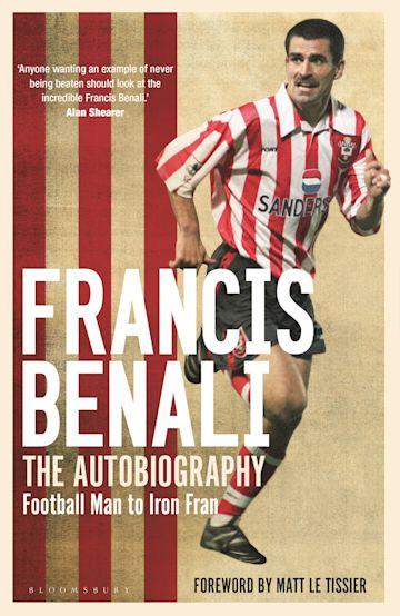 Francis Benali: The Autobiography cover