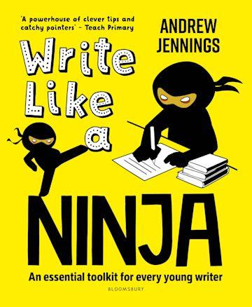 Write Like a Ninja cover