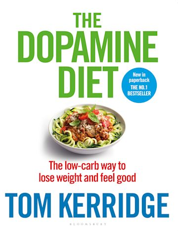 The Dopamine Diet cover