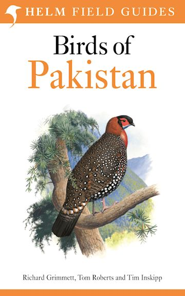 Birds of Pakistan cover