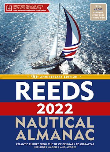 Reeds Nautical Almanac 2022 cover