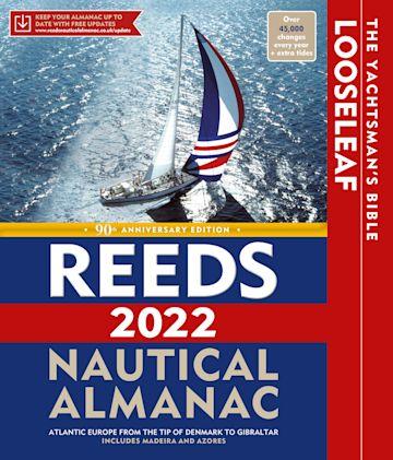 Reeds Looseleaf Almanac 2022 (inc binder) cover