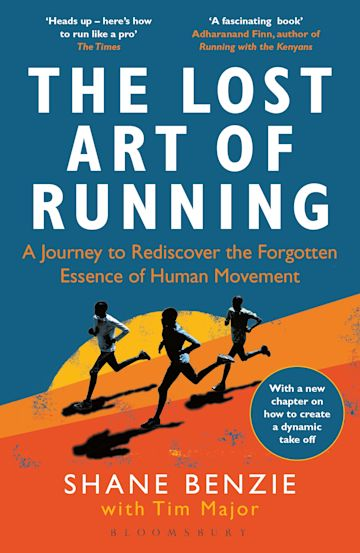 The Lost Art of Running cover