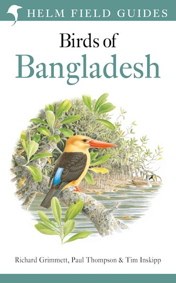 Field Guide to the Birds of Bangladesh cover