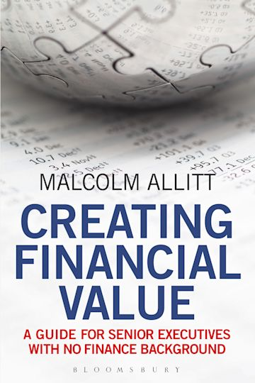 Creating Financial Value cover