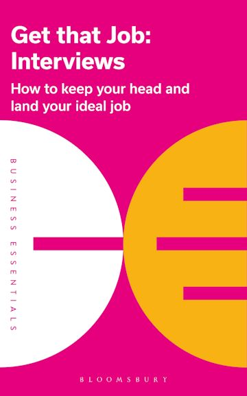 Get That Job: Interviews cover