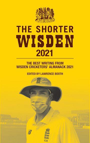 The Shorter Wisden 2021 cover
