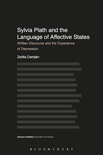 Sylvia Plath and the Language of Affective States cover