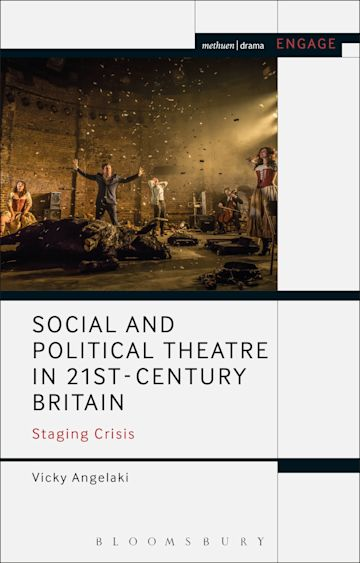 Social and Political Theatre in 21st-Century Britain cover