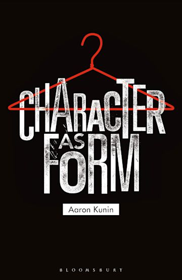Character as Form cover