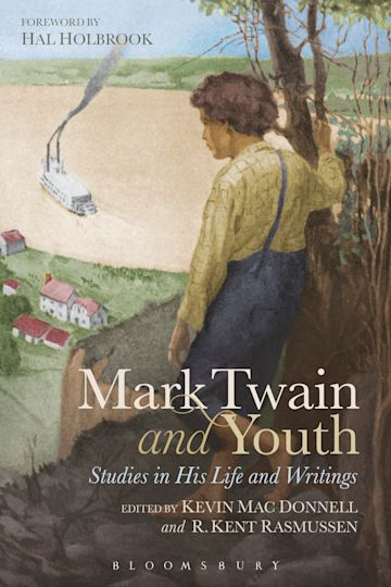 Mark Twain and Youth cover