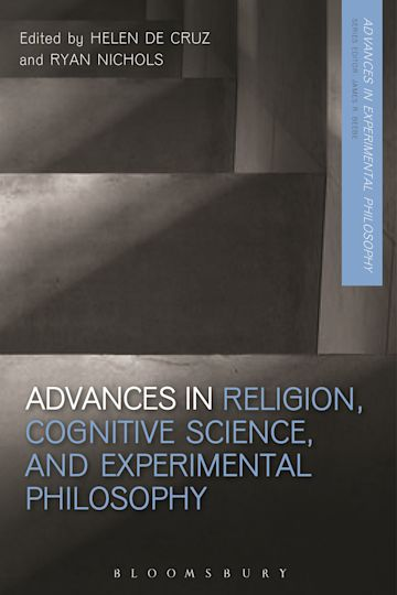 Advances in Religion, Cognitive Science, and Experimental Philosophy cover