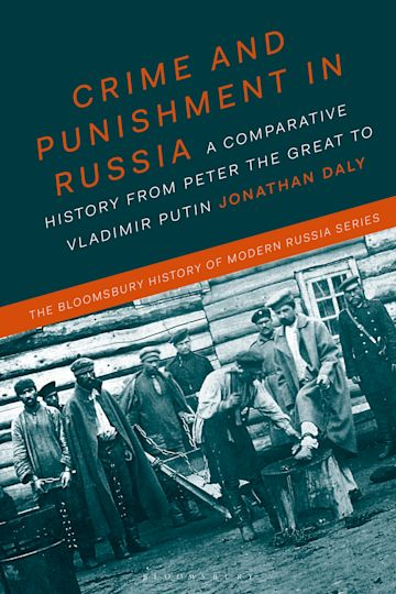 Crime and Punishment in Russia cover