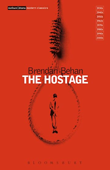 The Hostage cover