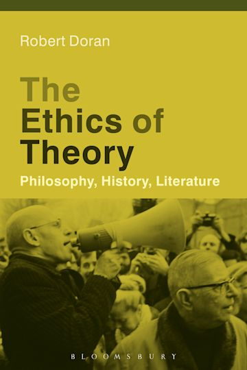 The Ethics of Theory cover