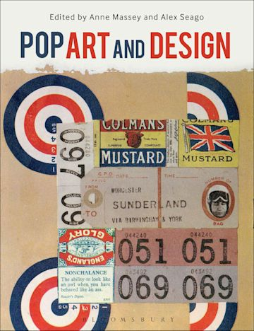 Pop Art and Design cover