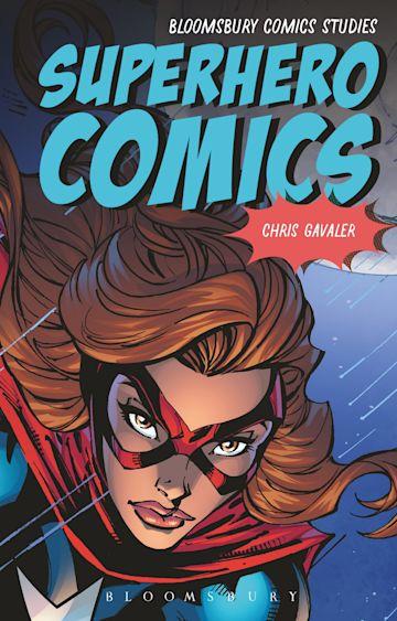 Superhero Comics cover