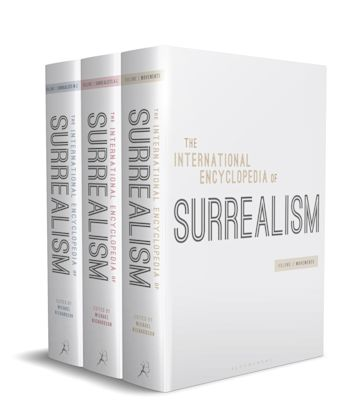 The International Encyclopedia of Surrealism cover