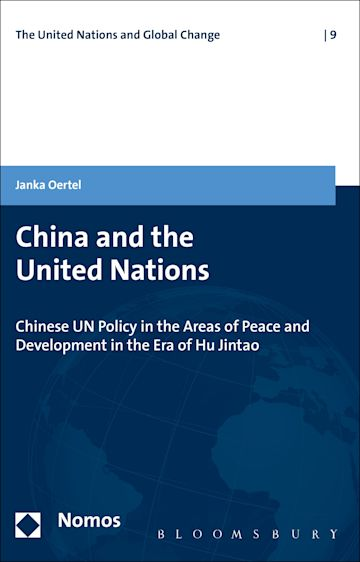 China and the United Nations cover