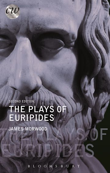 The Plays of Euripides cover
