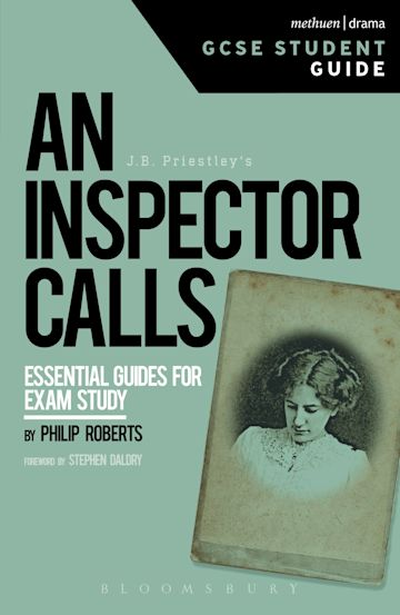 An Inspector Calls GCSE Student Guide cover