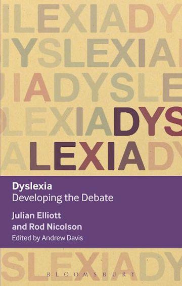 Dyslexia cover