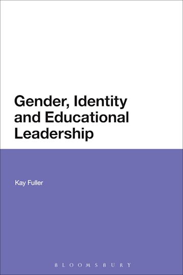 Gender, Identity and Educational Leadership cover
