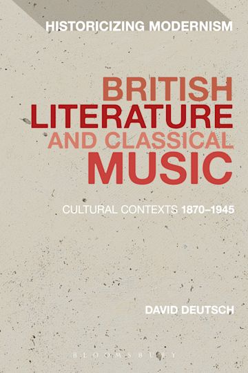 British Literature and Classical Music cover