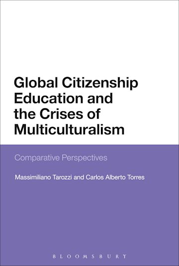 Global Citizenship Education and the Crises of Multiculturalism cover